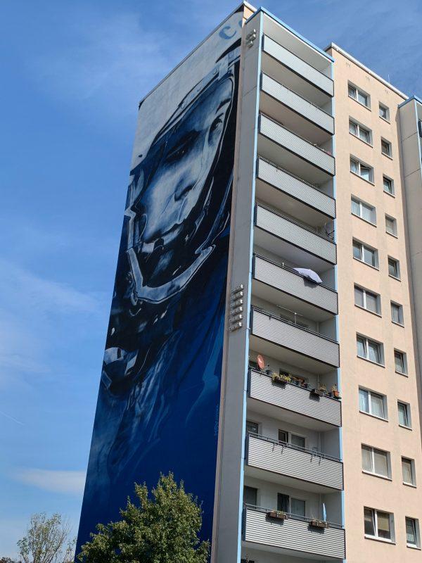Victor Ash Yuri Gagarin